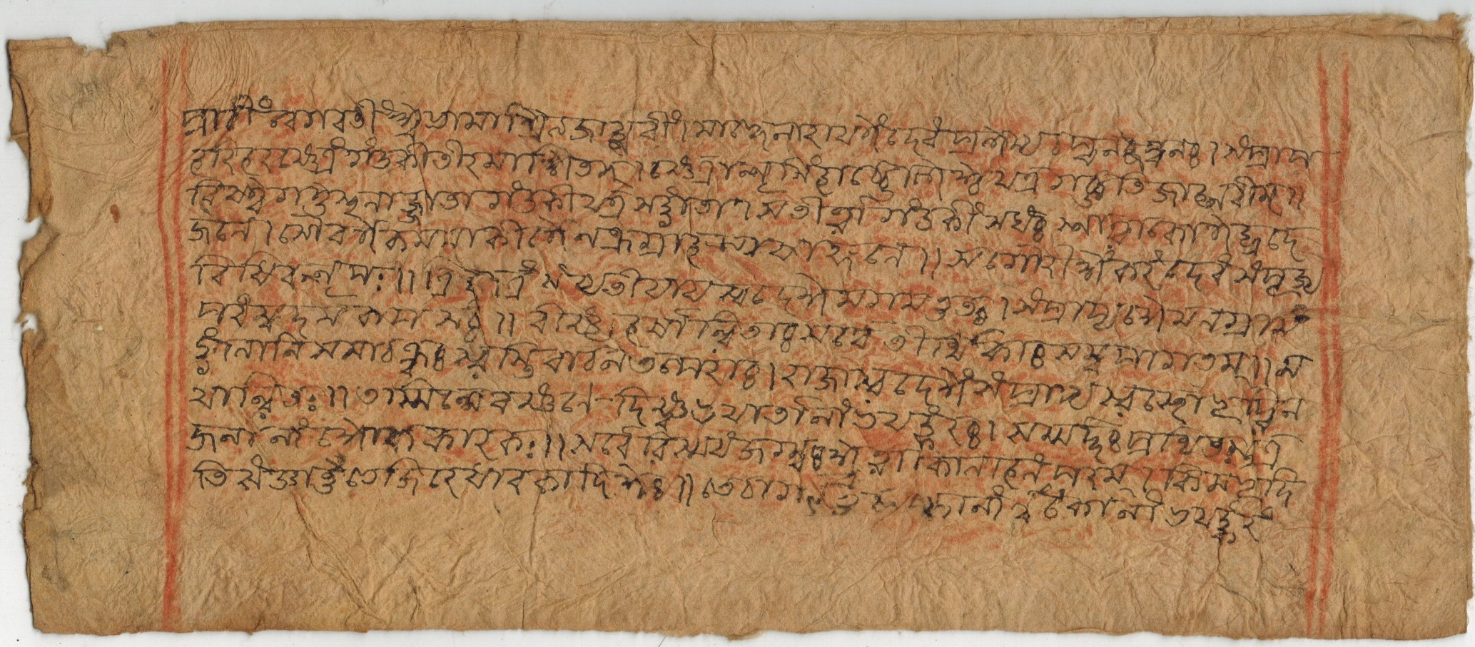 A Text From Rudrayamala as the Source of the History of Mithila