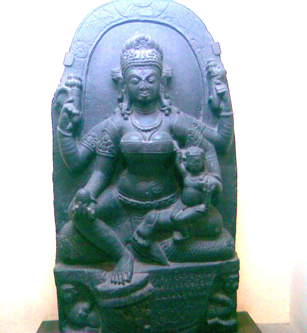 child saver Goddess Mundeshvari